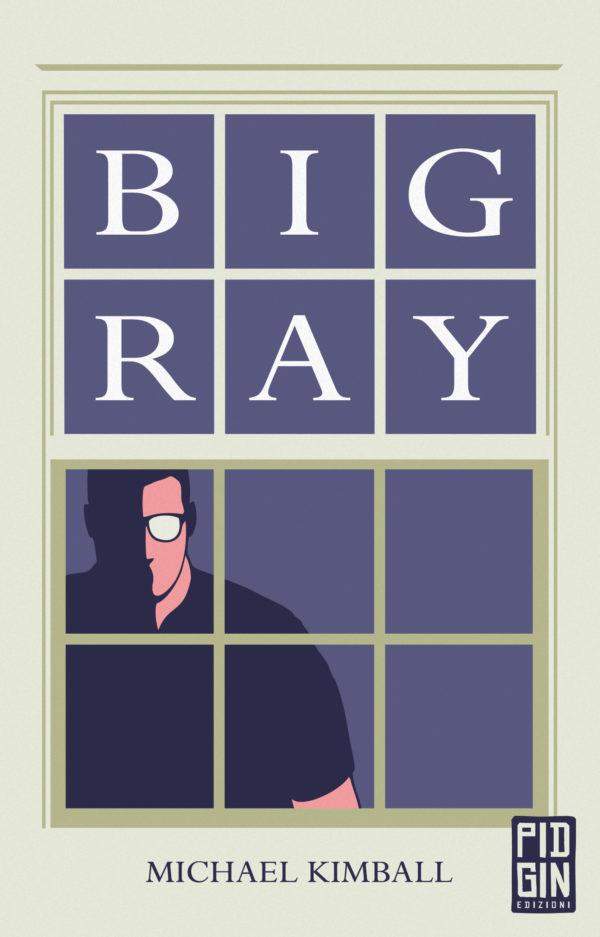 copertina big ray pidgin edizioni