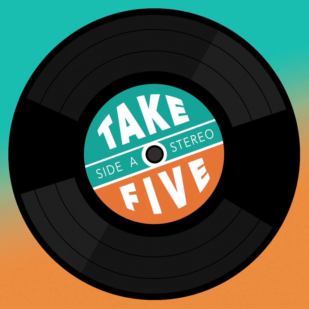 illustrazione racconto Take Five - Valentina Soranna