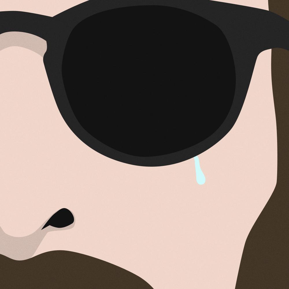 illustrazione Non è ancora successo - Giuseppe Congedo - SPLIT - Pidgin Edizioni