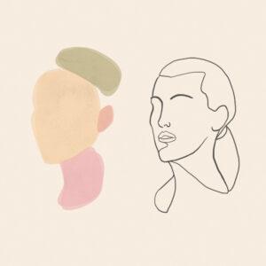 illustrazione Senza pelle - Simona Lazzaro - SPLIT - Pidgin Edizioni